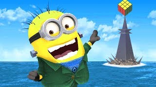 Despicable Me 3 Minions Giant Frankenstein - Episode 3 Attack of the Bubbles - Best Of The Minions