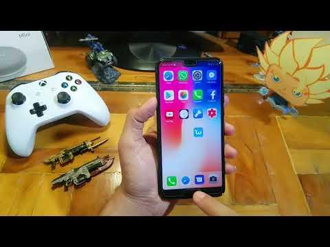 Convierte tu Móvil Android en un IPHONE X