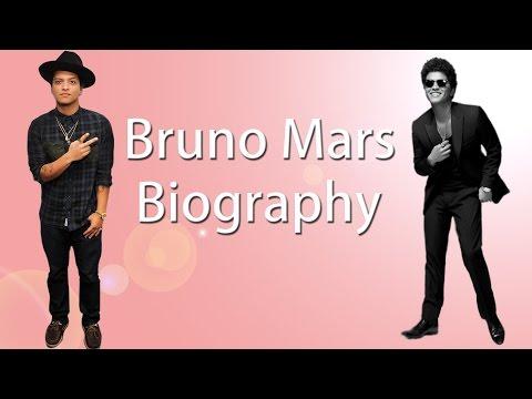 Bruno Mars Biography and History