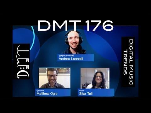 DMT 176: Rhapsody, UK Taxes, Mobile Piracy, Shazam & Juno, Spotify apps, Linkin Park game