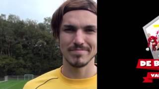 Mike Havenaar (Vitesse) kiest de beste speler van de Eredivisie
