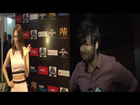 Lauren Gottlieb, Ali Fazal At Screening of film Jurassic World