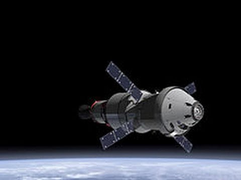 NASA: Orion Spacecraft Construction and Testing