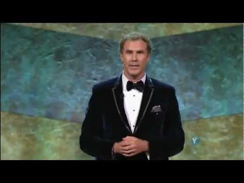 Will Ferrell Hilarious Acceptance Speech At The Mark Twain Comedy Award 2011 en streaming