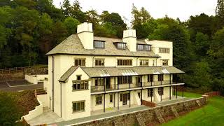 Applethwaite Hall, Applethwaite,  Windermere, Cumbria, Lake District, UK
