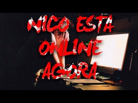Creepypasta #7- Nico está online agora