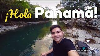 HOLA PANAMÁ! QUÉ HACER Y VER EN CHIRIQUÍ  ︱ Panamá  🇵🇦︱  Parte 1 de 4 ︱  De Viaje con Armando