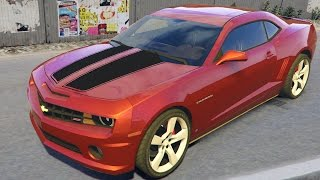 GTA 5 PC MODS - 2010 Chevrolet Camaro SS (GTA 5 CAR MOD)