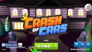 Ilk video Crash of Cars