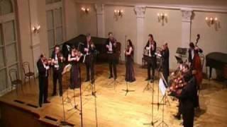 I Solisti Di Zagreb play Amando Ivan?i? - Sinfonia nr. 9