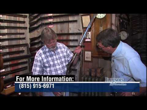 Illinois Stories   19th Century Gun Collector   WSEC-TV/PBS Springfield