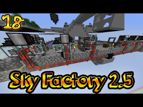 Minecraft: Sky Factory S2 Ep. 18 | Ex Compressum Power On!