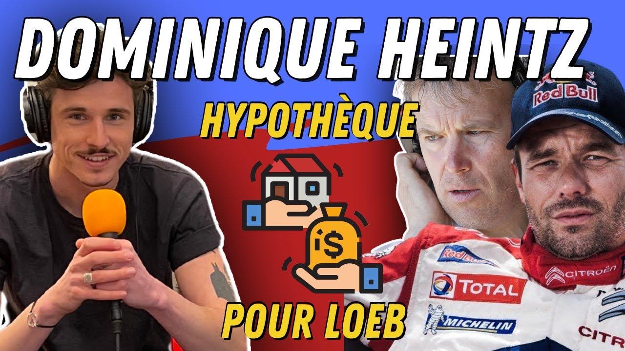 """Download Épisode #42 - Dominique HEINTZ - """" Le jour où la carrière de Sébastien LOEB aurait pu s'arrêter. """""""