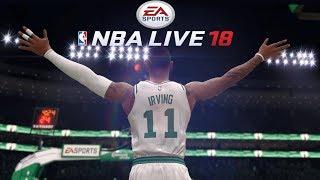 NBA Live 18 - Kyrie Irving Mix