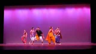 India Nite 2014: Marathi Folk Dance