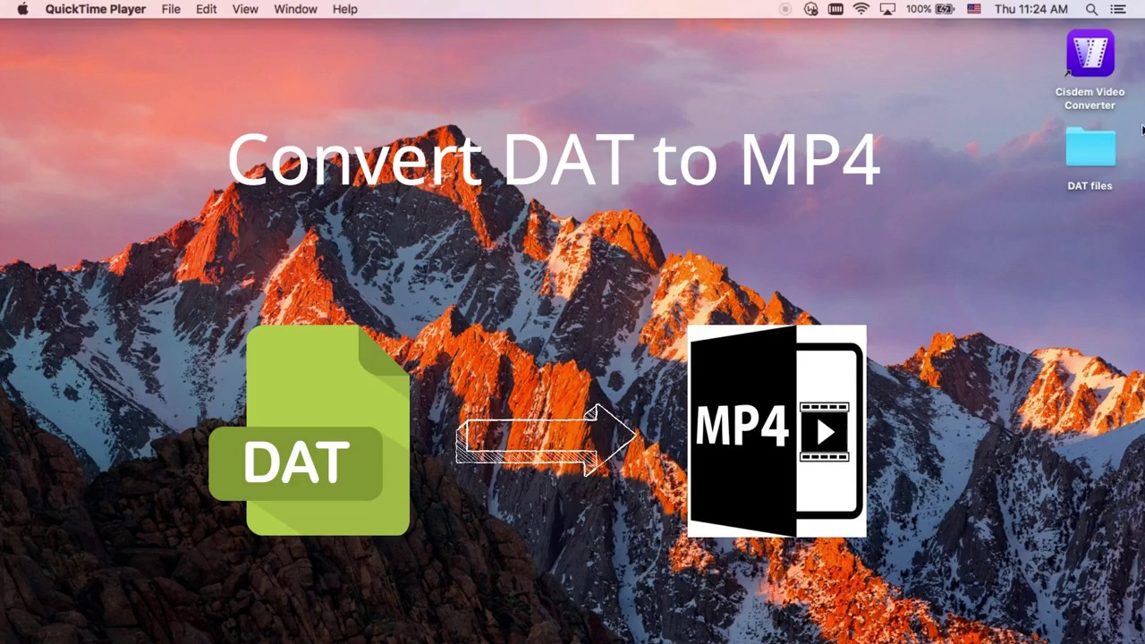 Part 2. Recommend Another DAT/VCD Video Converter