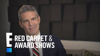 Why Andy Cohen Thinks People Won't Like His Book | E! Live from the Red Carpet