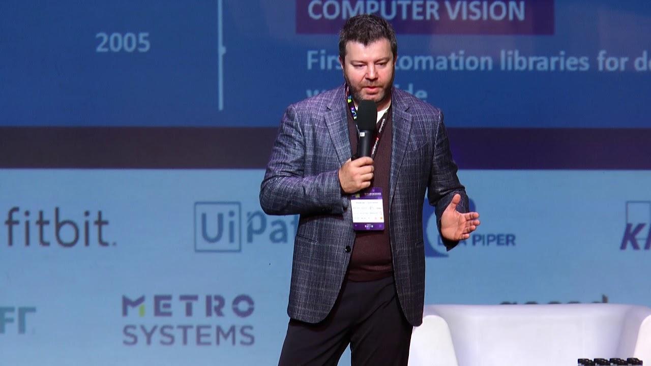 Daniel Dines - UiPath Founder & CEO - Building a tech unicorn from Romania