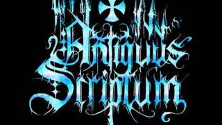 Antiquus Scriptum -Skeletons of Society (Slayer Cover)- Black Metal Agenda Vol. 10