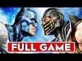 Dc Vs Mortal Kombat