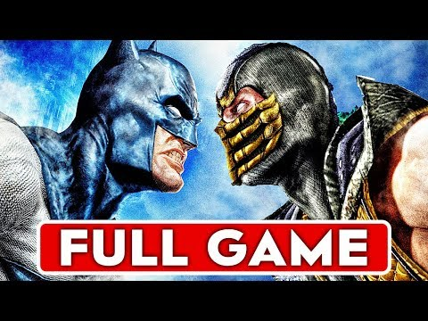 MORTAL KOMBAT VS DC UNIVERSE Gameplay Walkthrough Part 1 FULL GAME [1080p HD 60FPS] - No Commentary