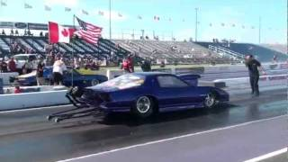 Rolling Thunderz powered Firebird and Camaro Super Street race cars