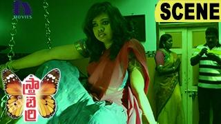 Mayilsamy As Black Magic Priest Hilarious Comedy With Robo Shankar - Strawberry Movie Scenes