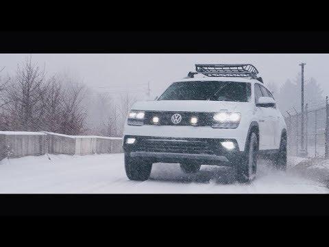 Smith VW: Custom 2019 Atlas #Mallballer   RYAN D (4K)