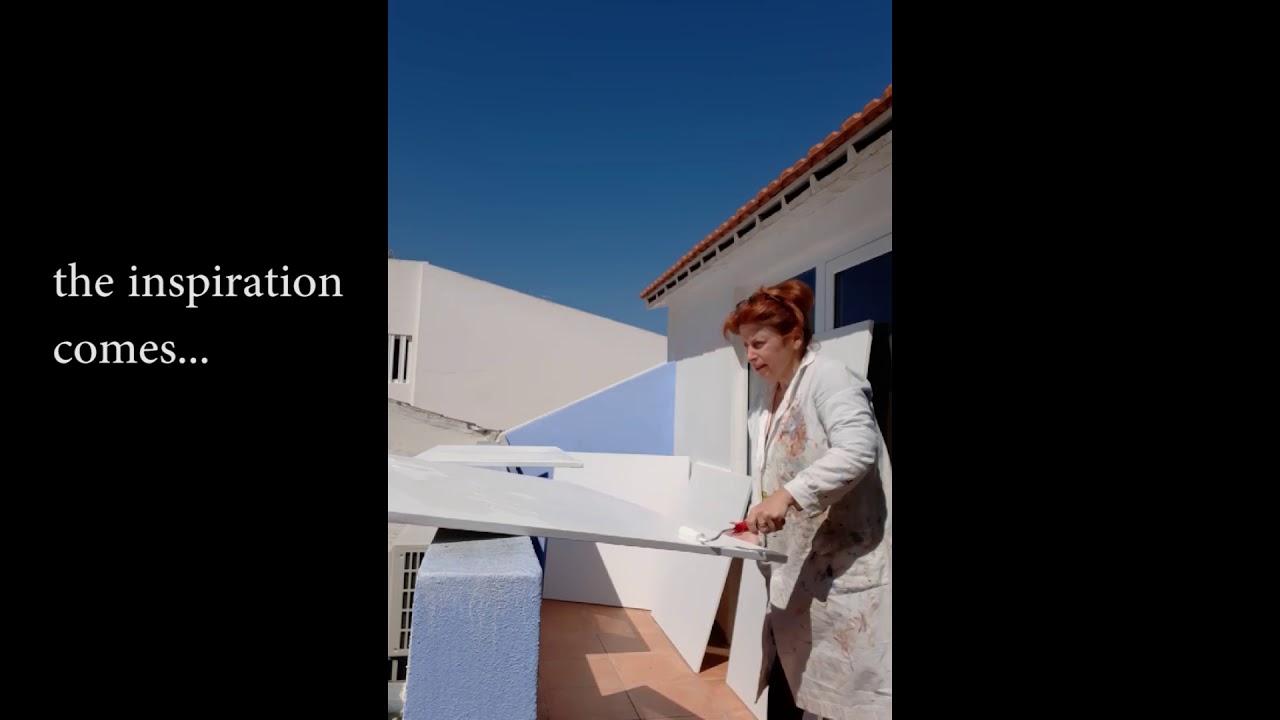 | A preparar minha próxima exposição | click here to watch video!