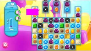 糖果果凍傳奇 Candy Crush Jelly Saga Level 198