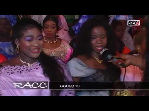 RACC /Incroyable : Un « sabar » á Gounass avec Ndeye Gueye