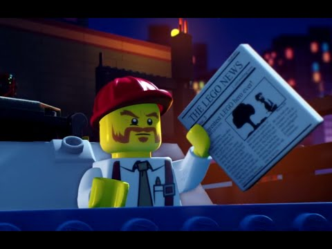 Night Shift   LEGO City   Mini Movie   YouTube Night Shift   LEGO City   Mini Movie