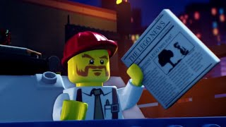 Night Shift  - LEGO City - Mini Movie
