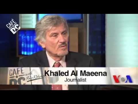 Café DC: Khaled Almaeena, Former Editor in Chief of The Arab News