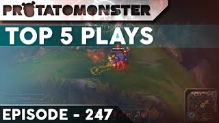 League of Legends Top 5 Plays Week 247