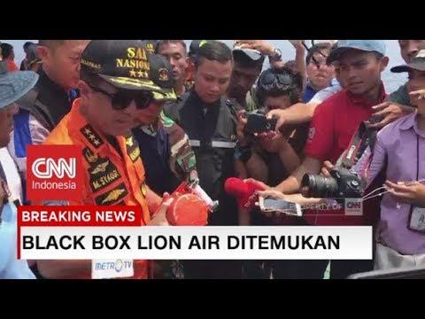 Black Box Lion Air Berhasil Diangkat & akan Diproses KNKT Mp3