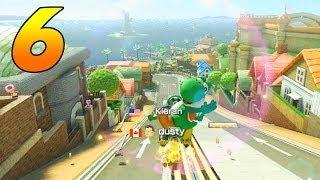 Mario Kart 8 Online:
