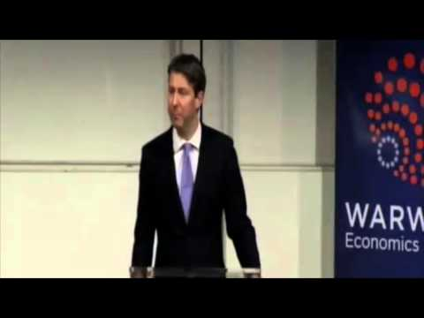 George Buckley- Will Central Banks Ever Raise Rates Again?- Warwick Economics Summit 2015