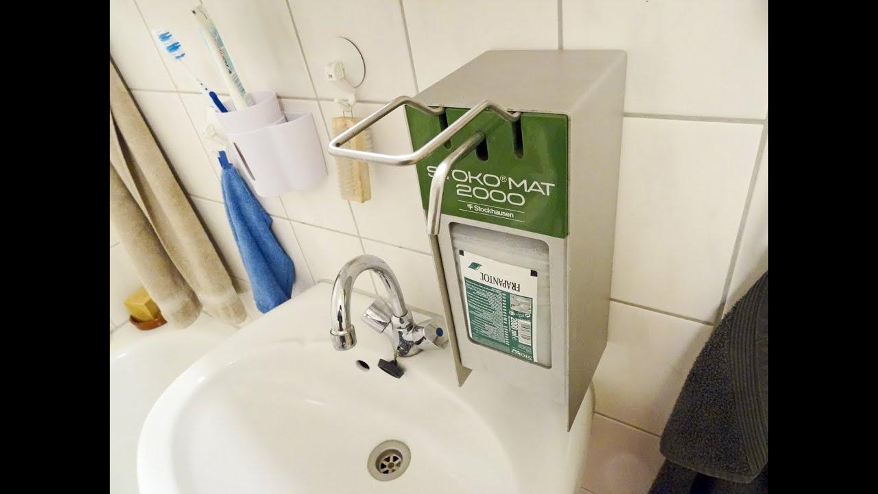 Seifenspender Soap Dispenser Stoko Mat 2000 Industrie