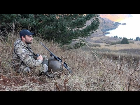 S:6 E:6 DIY Self Guided Blacktail Deer In Alaska With Remi Warren Of SOLO HNTR
