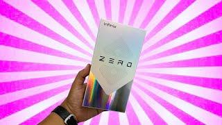 INFINIX MENGGILA!!! Infinix Zero 8 Indonesia RESMI RILIS dengan Spek Mewah Harga MURAH...