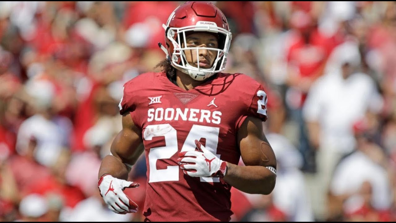 Most Underrated Rb In College Football Oklahoma Rb Rodney Anderson Career Highlights ᴴᴰ