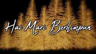 HIP - HOP PAPUA || HAI MARI BERHIMPUN || SHEMY PHAT