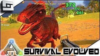 APEX RAPTOR TAMED! ARK: Survival Evolved - E3 ( Modded Ark Transformation Mod)