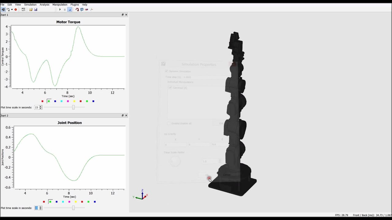 Most Advanced Robotics Simulation Software Overview