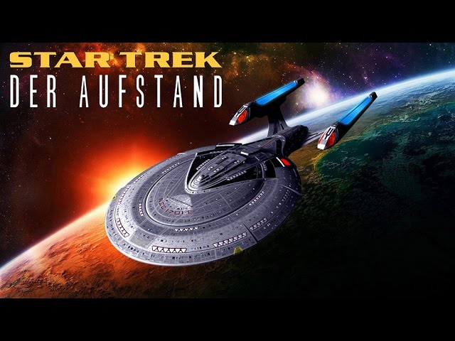 Star Trek - Der Aufstand - Trailer HD deutsch