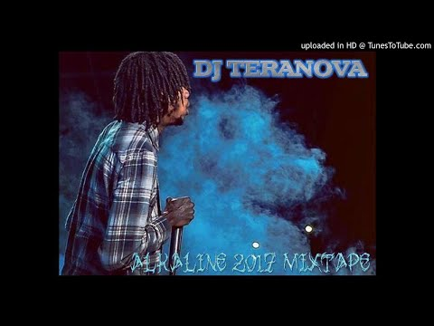ALKALINE HOTTEST JULY 2017 {GOLDEN HOLD MIX} MIX DJ TERANOVA