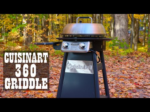 Gear Review | Cuisinart 360 Griddle Review | After One Year of Ownership