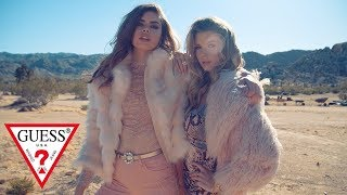 Behind The Scenes: GUESS Fall 2018 Campaign Extended Cut