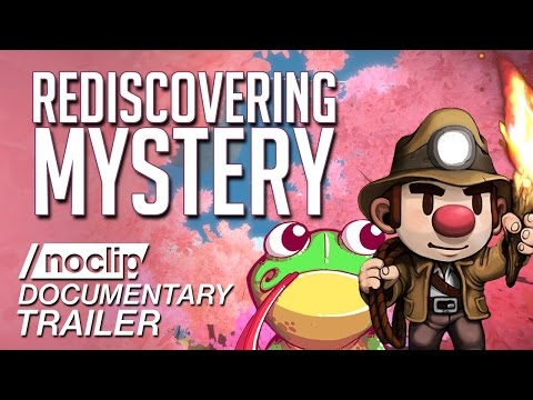 Rediscovering Mystery - Noclip Documentary Trailer